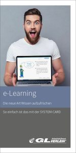 SYSTEM-CARD e-Learning Flyer